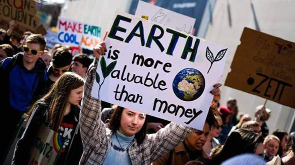 Do you with climate change demo / demos with, if yes why?