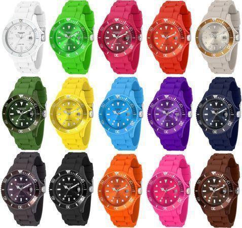 Die Uhren :) - (Farbe, Uhr, Madison New York)