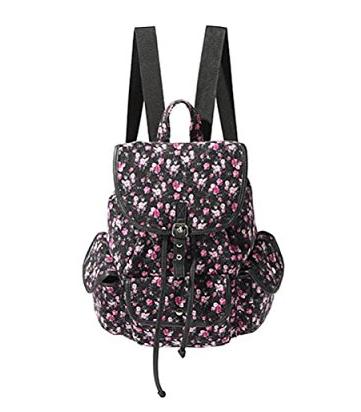 Dieser rucksack ist ein wenig anders. - (Mädchen, Name, Marke)