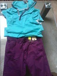 Männer Style Lila Hose Welche Farbe Passt Kleidung Stil