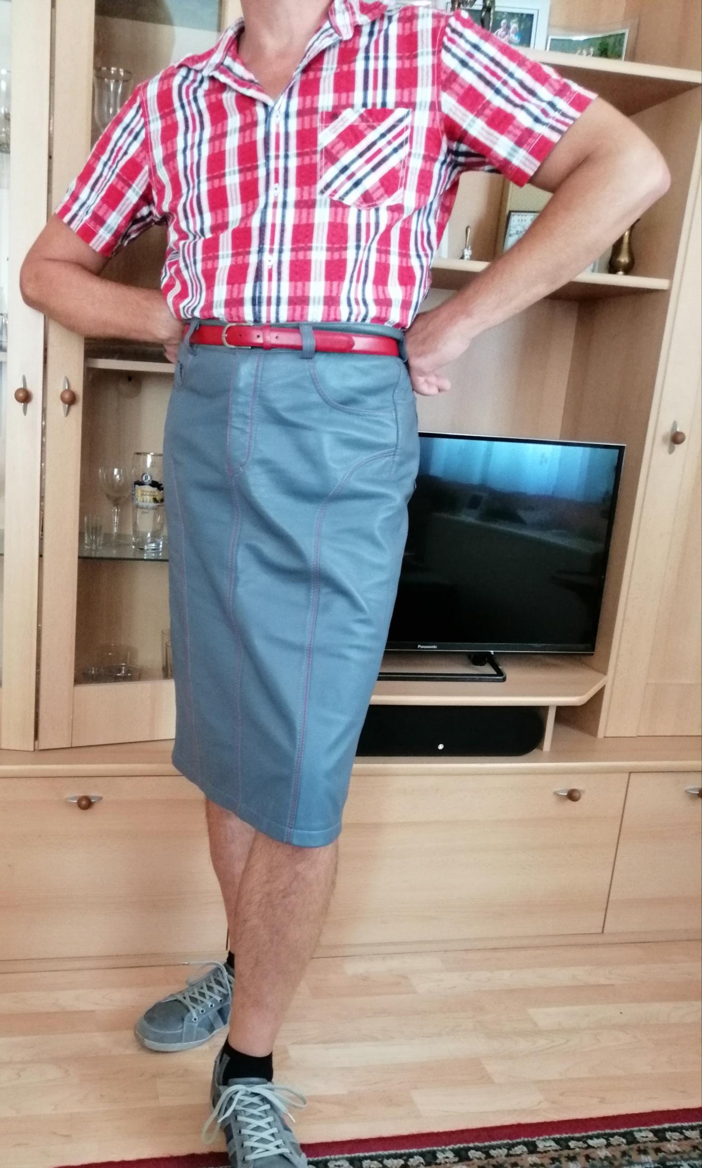 Männer Traut euch endlich Röcke zu Tragen.? (Frauen, Rock