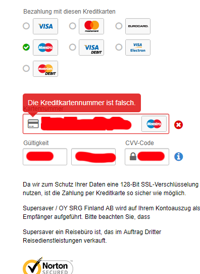 Maestro Online Bezahlen