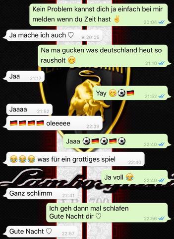 WhatsApp 2 - (Liebe, Beziehung, Freundin)