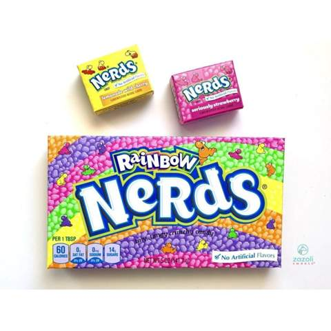 Do you like the candy nerds?