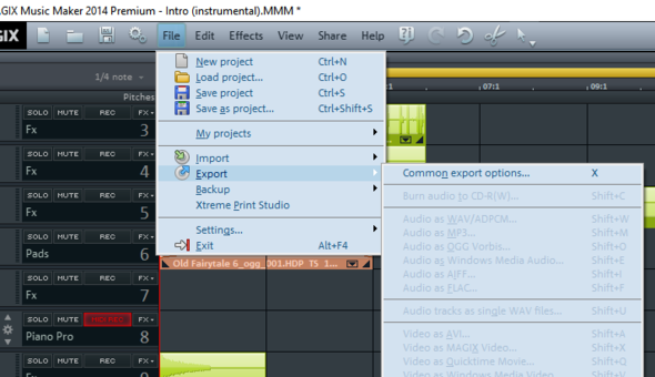 Screenshot - (Computer, Musik)