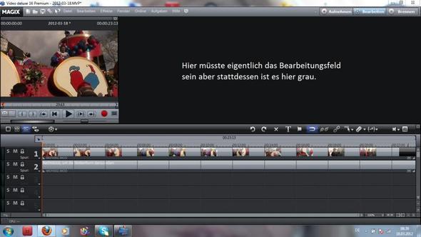 Screenshot - (Computer, Videobearbeitung, bearbeiten)