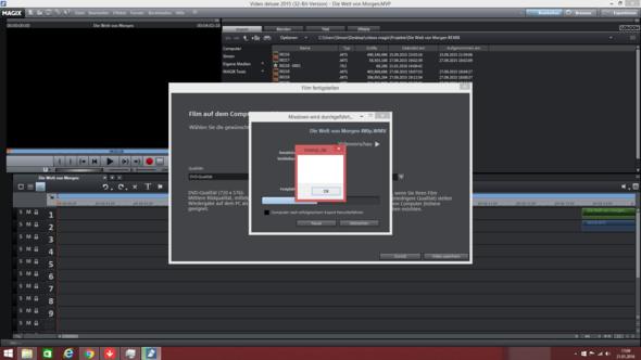 Screenshot mit Fenster - (Youtube, Video, Videobearbeitung)