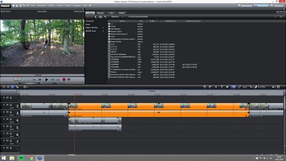 HAUPTVIDEO - (Video, Magix Video Deluxe, Video in Video)