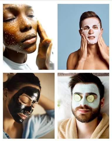 Magst/Benutzt du Gesichtsmasken?