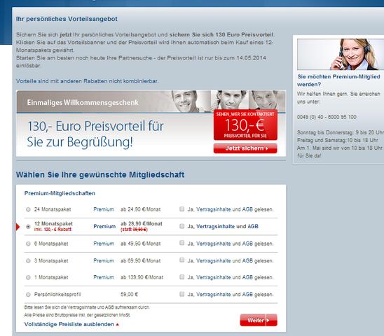 Mahnung Von Elitepartner über Fast 400 Eur Obwohl Keine Premium