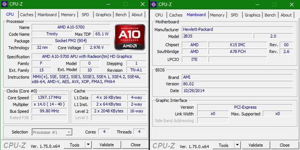 Daten des Mainboards - (Computer, PC, Internet)