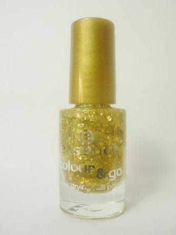 Make it golden  - (Make-Up, Nagellack, Essence)