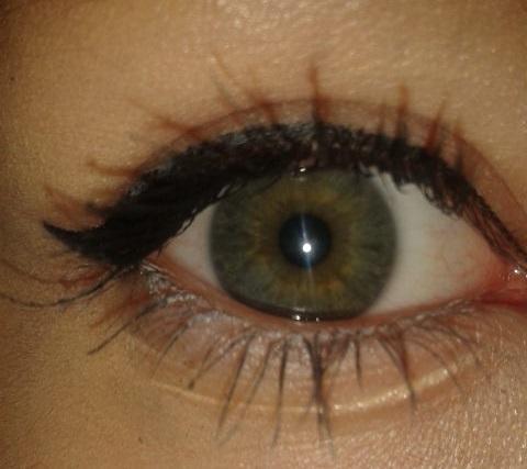 Augenfarbe - (Aussehen, Make-Up, schminken)