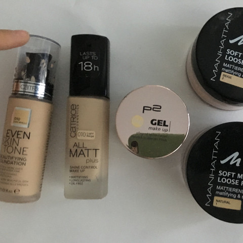 make up für fettige haut