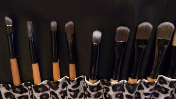 Das sind die Pinsel - (Make-Up, Schminke, schminken)