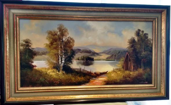 Maler Bode - wer kennt diese Signatur?