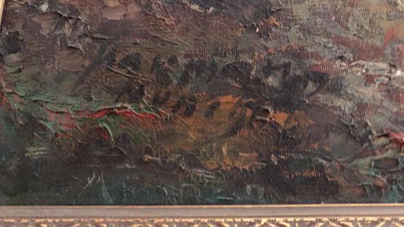Unterschrift Karmann  - (Künstler, Maler, Malerei)