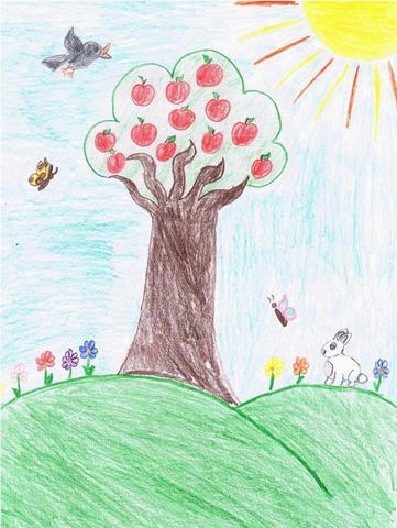 Maltalent Eines 8 Jährigen Kindes Fördern Wie Kinder Bilder Kunst