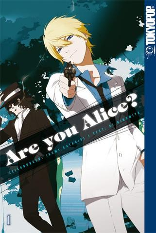 Are you Alice? Band 1 - (Buch, Manga, lesen)