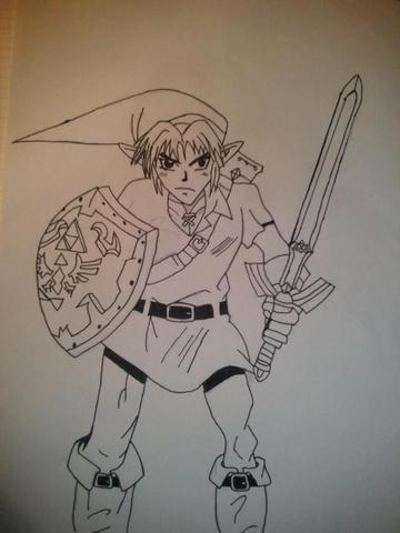 link bild 2 - (Anime, Manga, zeichnen)