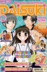Daisuki - (Manga, Abo, Mangazeitschriften)