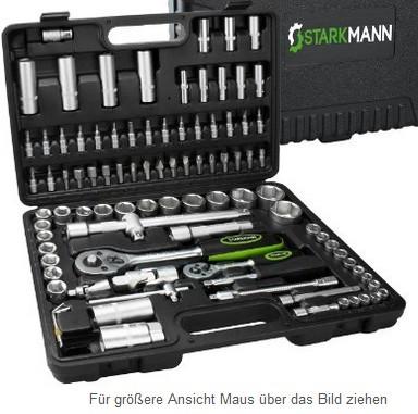 Ratschenkasten Starkmann - (Werkzeug, Kopie oder Echt)