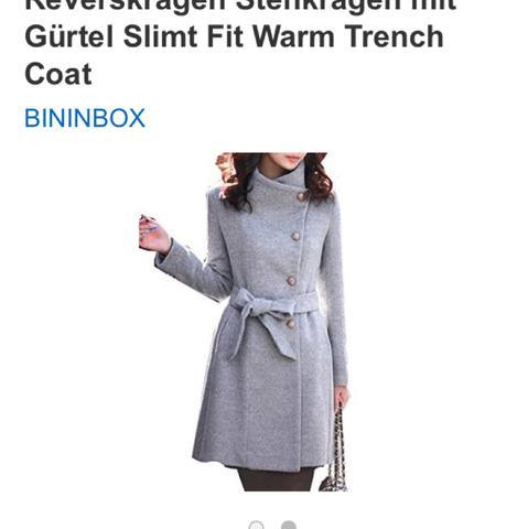 6c81eeecb5e431 Mantel bei Amazon aus China?! (Internet, Kleidung, Online-Shopping)