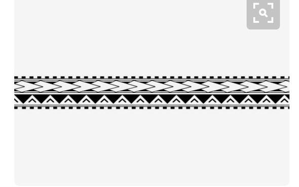 Maori/ Polynesian - (Tattoo, Bedeutung, Muster)