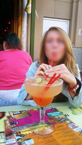Margarita Glas - (Glas, Bar, Los Angeles)