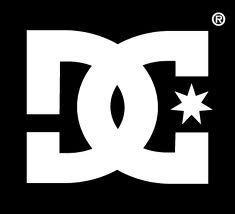 marke dc ausgeschrieben marken logo. Black Bedroom Furniture Sets. Home Design Ideas