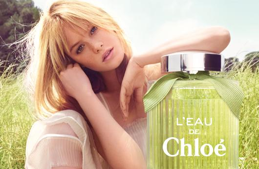 Chloe - (Model, Parfum)