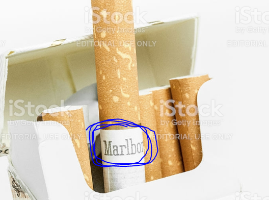 Filter Rauchen