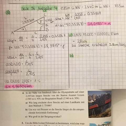 Aufgabe 4b - (Schule, Mathe, Mathematik)