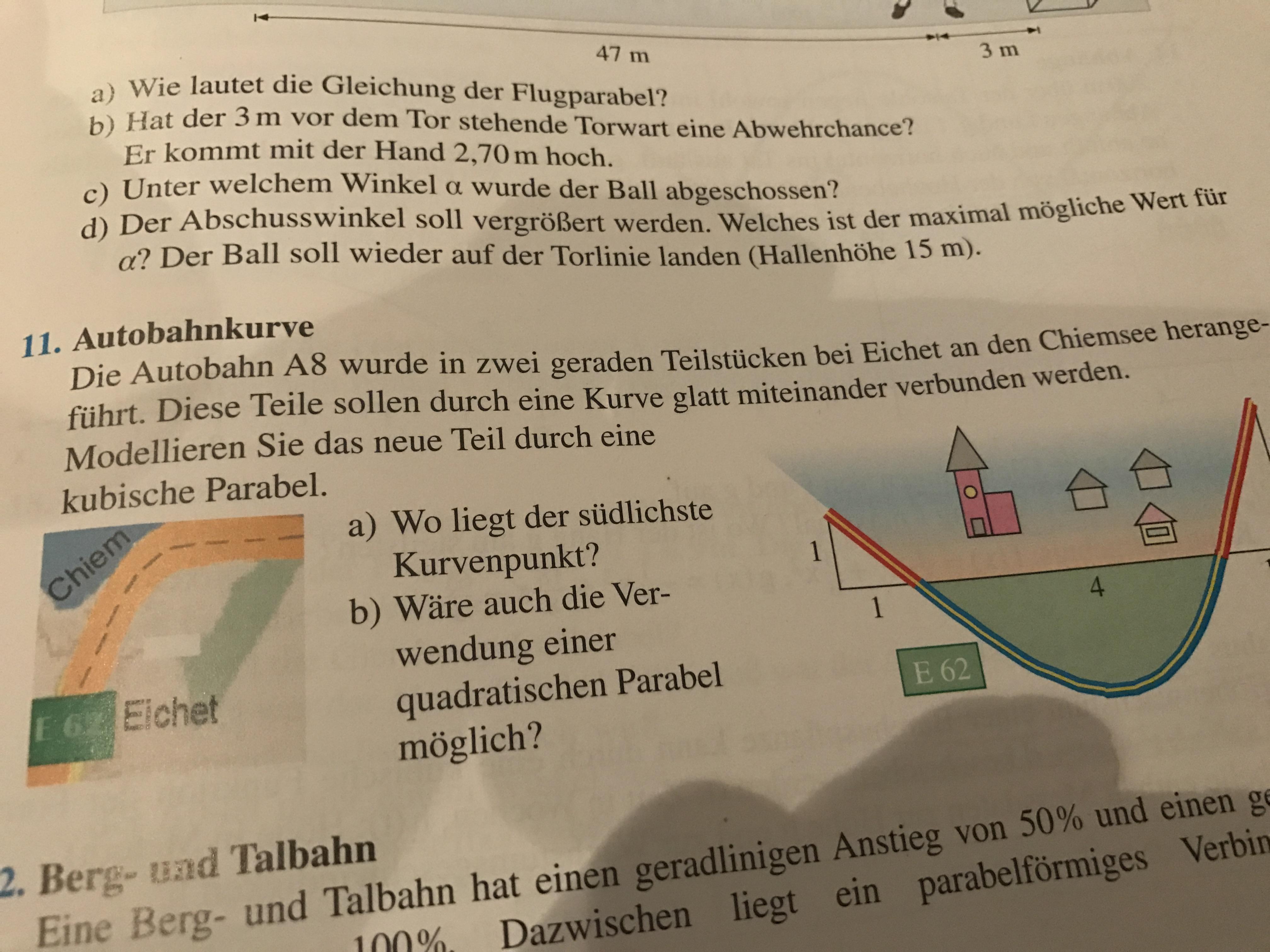 Mathe ableitung textaufgabe ? (Schule, Mathematiker)