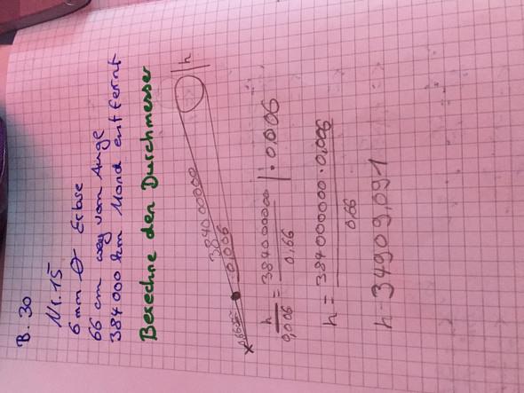 Aufgabe 15 - (Mathe, Tipps, Zahlen)