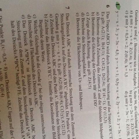 Aufgabe 6 - (Schule, Mathe, Physik)
