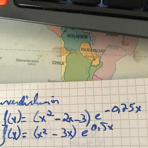 Ableitung  - (Schule, Mathe, Ableitung)