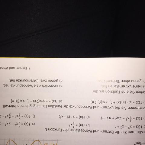 Diese Aufgabe a)  - (Schule, Mathe, Aufgabe)