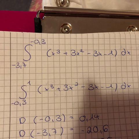Beispiel aus dem Unterricht - (Schule, Mathe, Grenze)