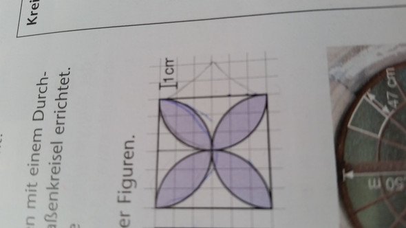 Die Aufgabe  - (Mathe, Flächeninhalt)