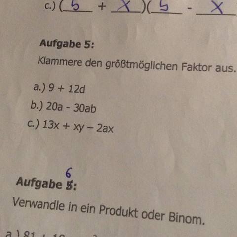 hier die nummer 5c - (Mathe, Mathematik)