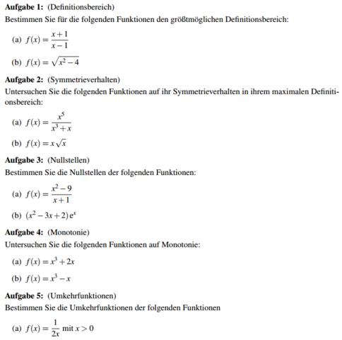 12 - (Schule, Mathematik, Studium)