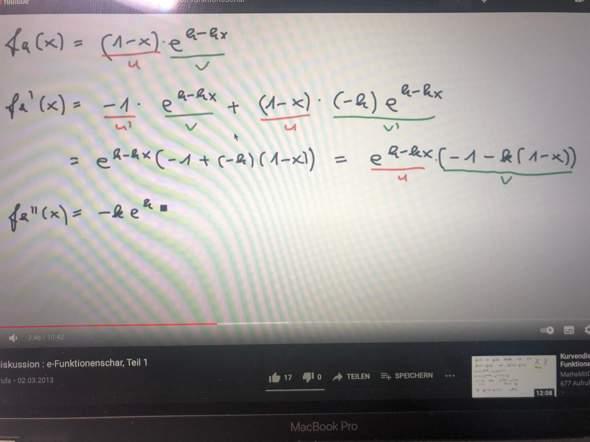 Mathe: Funktionsschar?