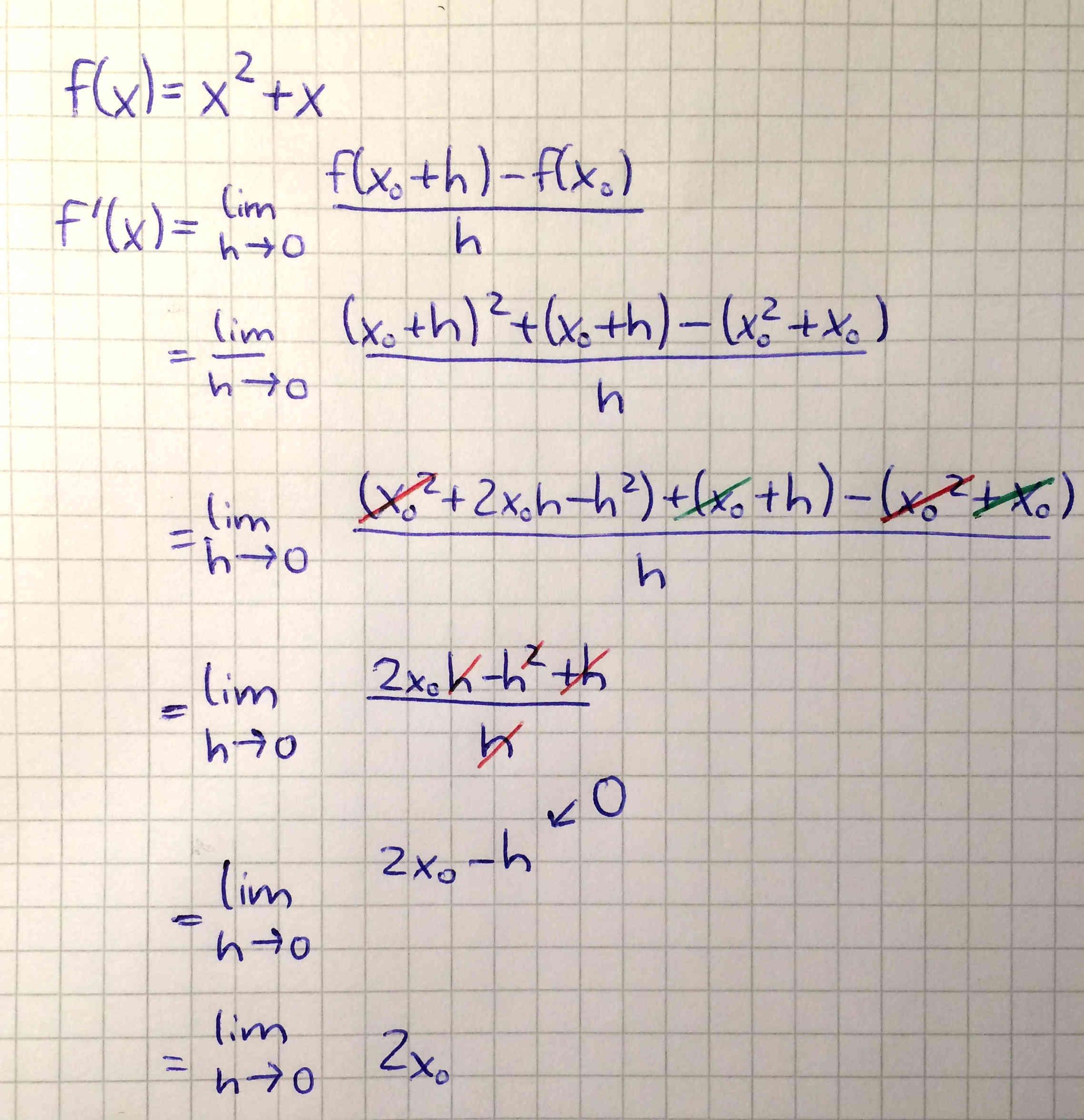 h methode formel