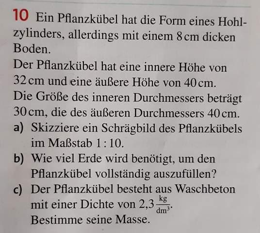 Mathe Hausaufgabe könnte mir jemand helfen?