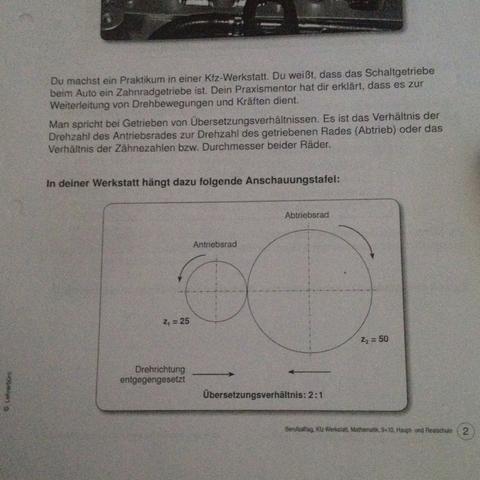 Ihr müsst es nicht komplett lösen mir aber bitte ein Beispiel geben es zu lösen - (Schule, Mathe, Mathematik)