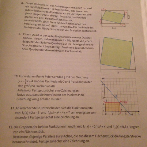 Wie geht nr 10 - (Mathe, Hausaufgaben, ha)