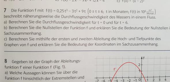 Mathe Nullstellen Bedeutung?
