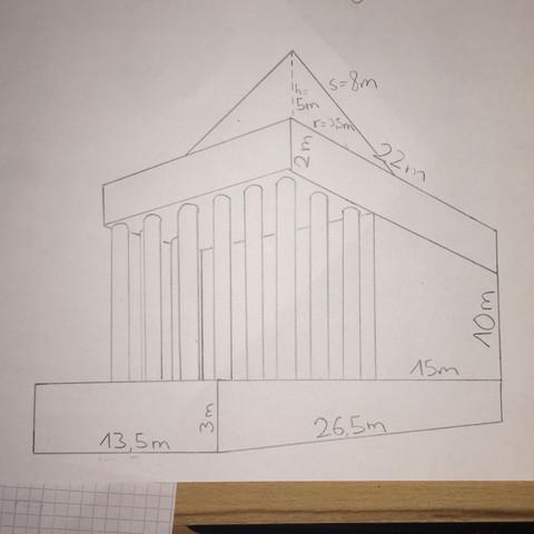 Tempel - (Schule, Mathe, lernen)