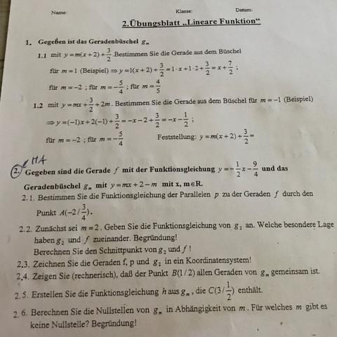 Mathe ab  - (Schule, Mathe, Prüfung)